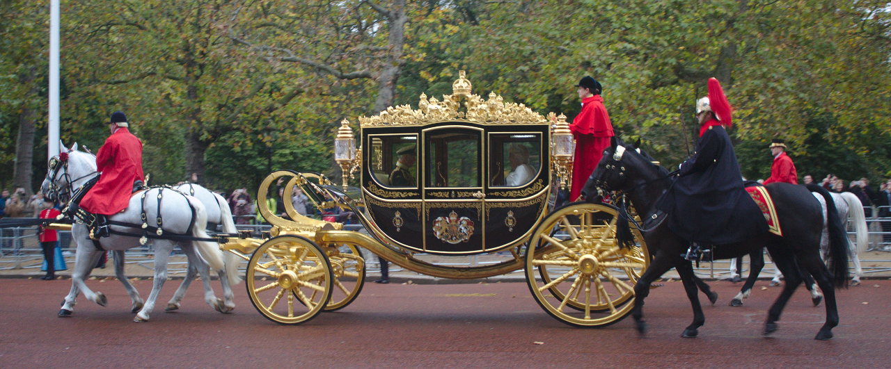 Diamond Jubilee State Coach, The Mall, 14 October 2019 (3)