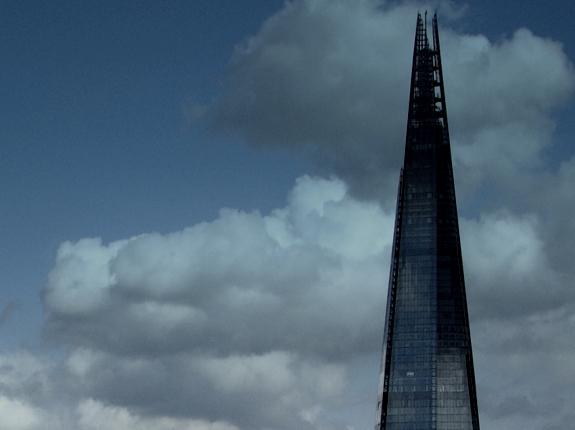 高層ビル『ザ・シャード』