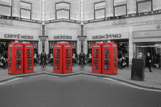 Telephone boxes (8 April 2014): edited