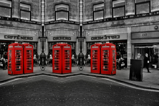 Telephone boxes (8 April 2014): edited