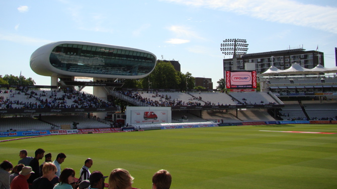 Media Centre, Lord's Cricket Ground