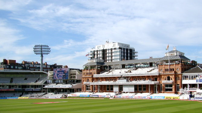 The Pavilion, Lord's Cricket Ground