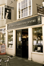 Oxford Tourist Information Centre