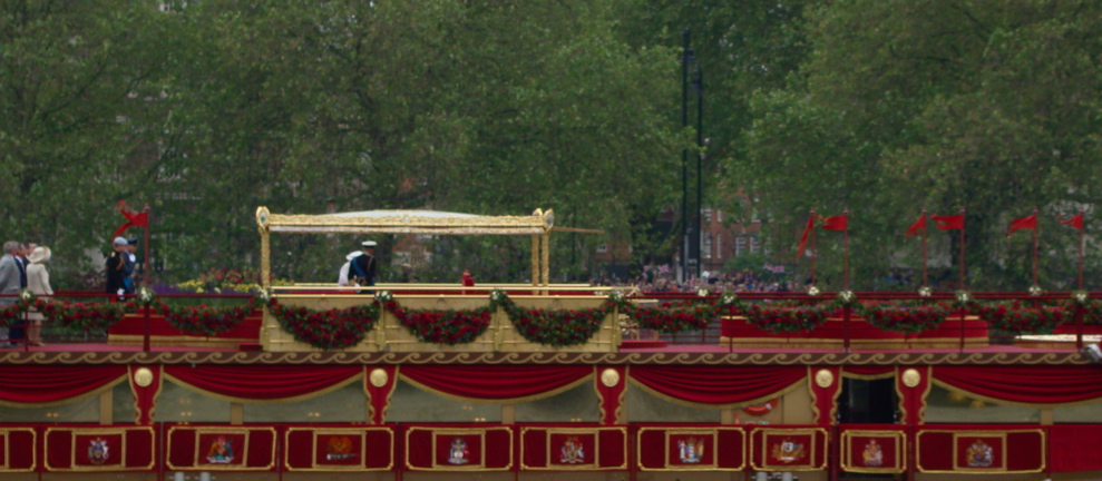 Photograph of the Thames Diamond Jubilee Pageant