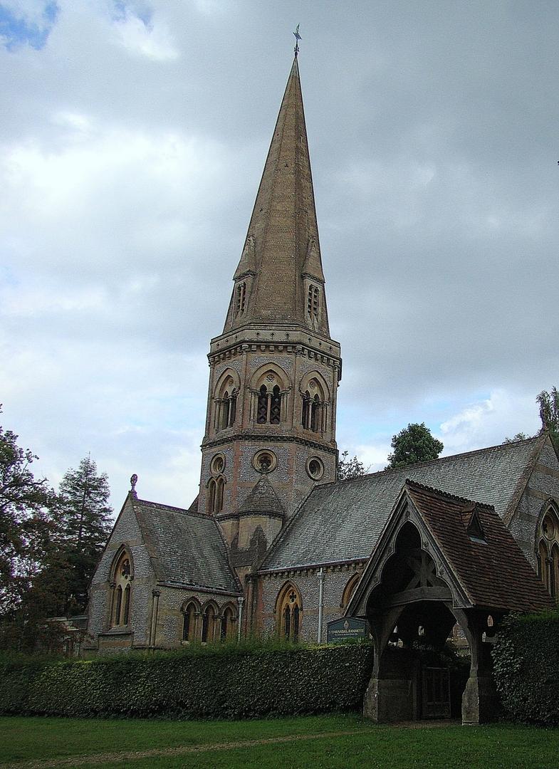 Dorking—St Barnabas (10 August 2013)