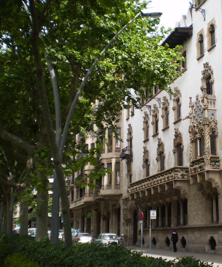 写真|バルセロナ|Casa Macaya