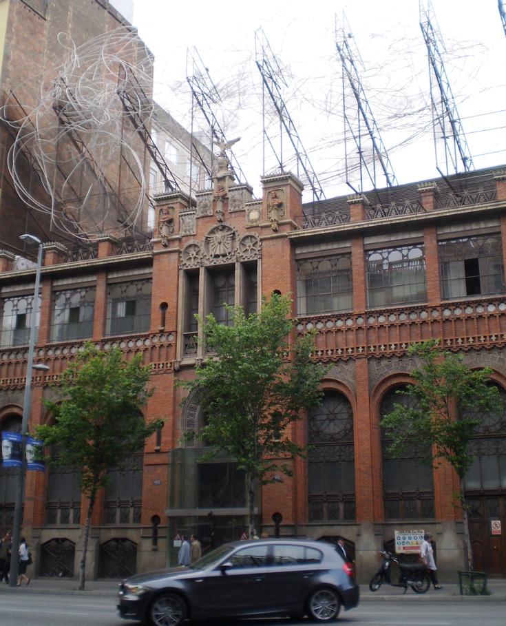 Photograph—Barcelona │ Fundació Antoni Tàpies