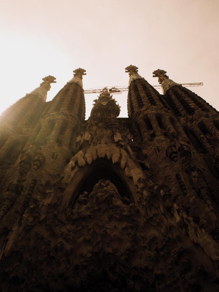 Photograph—Barcelona │ Sagrada Família
