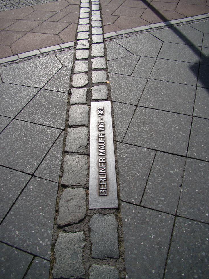 写真|ベルリン|Berliner Mauer|ベルリンの壁跡