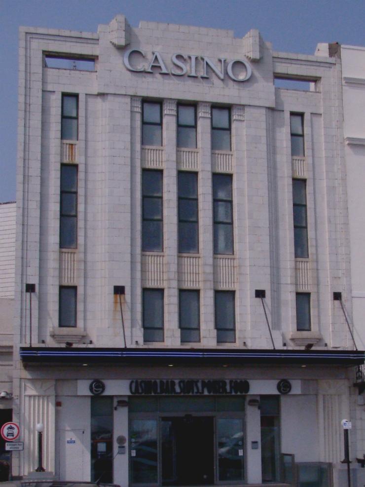 ブライトンで見つけた建物の写真。2012年5月24日撮影