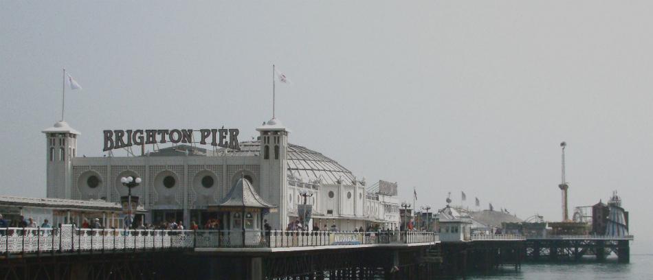 Brighton Pier / Palace Pier