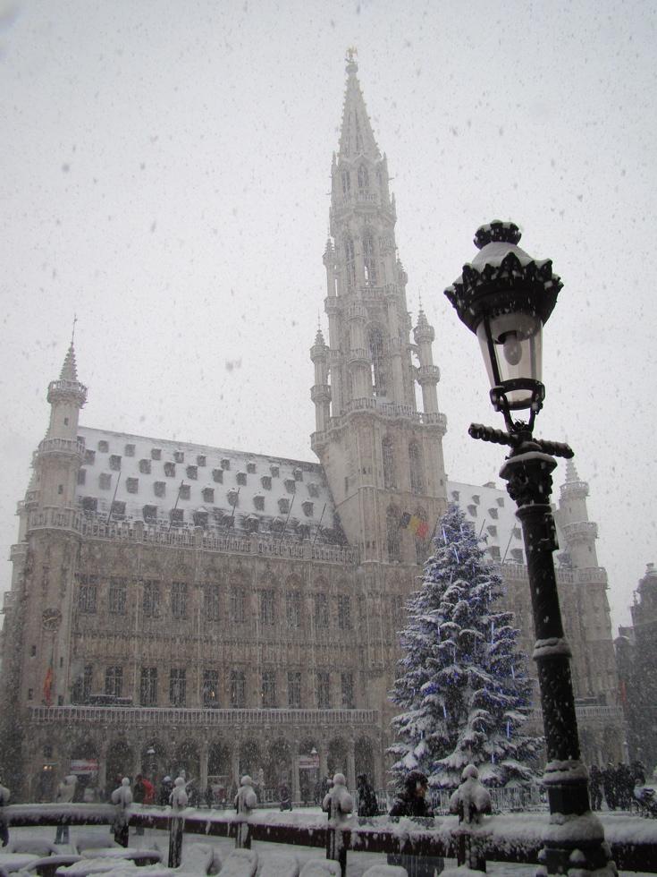 写真|ブリュッセル|Hôtel de Ville / Stadhuis|市庁舎