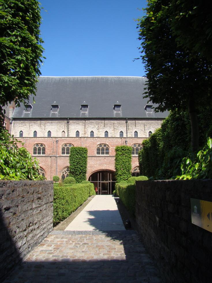 Photograph—Ghent—Het Pand │ Onderbergen 1, 9000, Gent