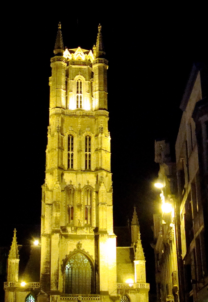 Photograph—Belgium—Ghent—Sint-Baafskathedraal—St Bavo's Cathedral