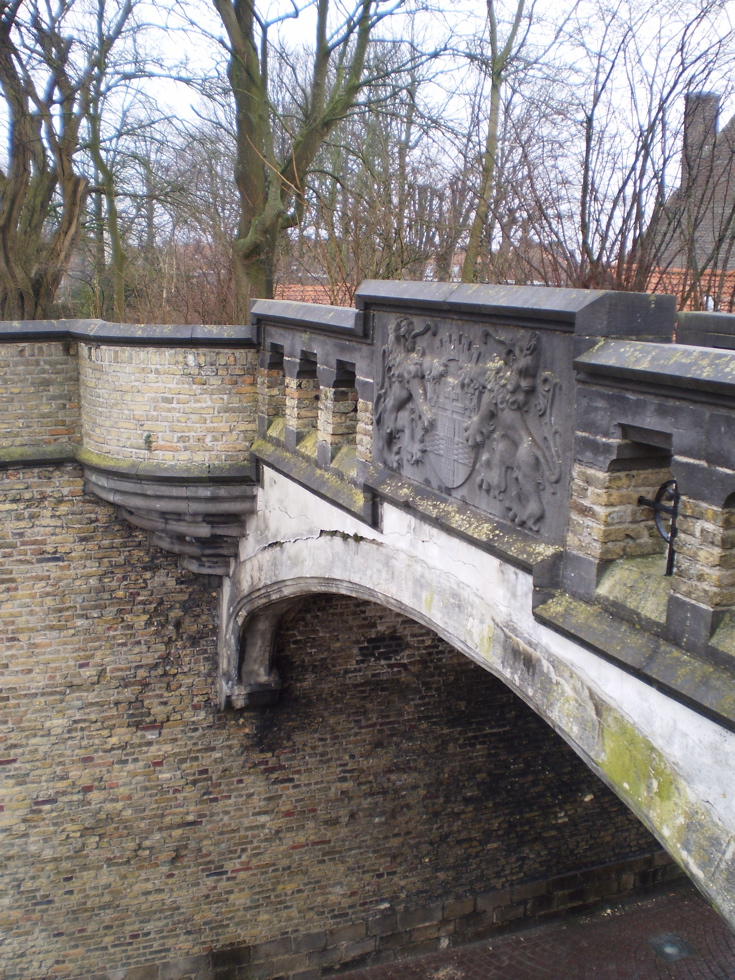 Photograph—Belgium—Ieper (Ypres)—Rijselpoort
