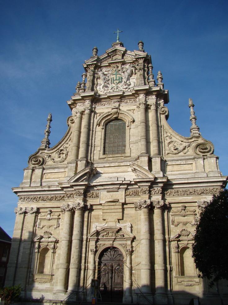 Photograph—Leuven—Sint-Michielskerk