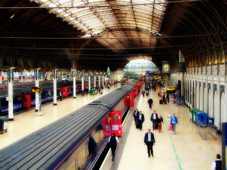 Paddington Station, London