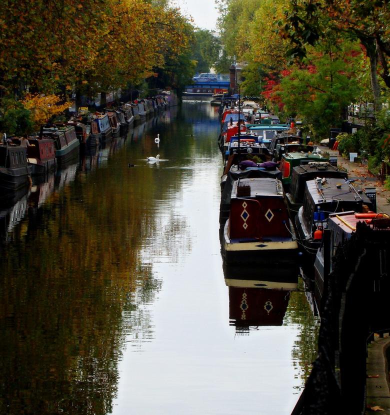 London │ Regent's Canal, Little Venice