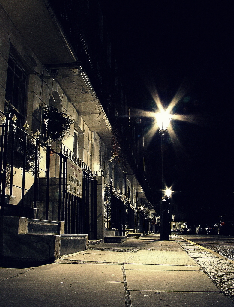 Photograph—London │ Brompton Square