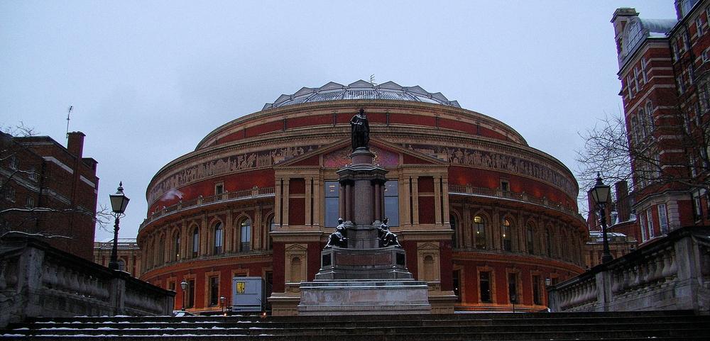 Photograph—London │ Royal Albert Hall