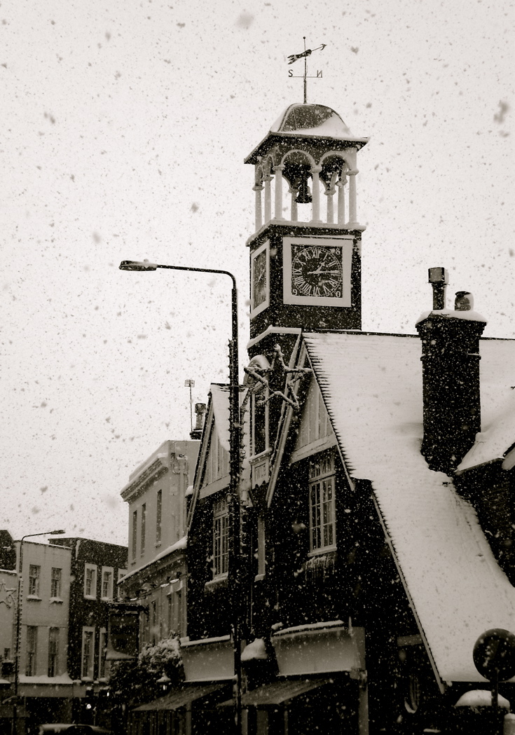 Photograph—London │ Wimbledon Village