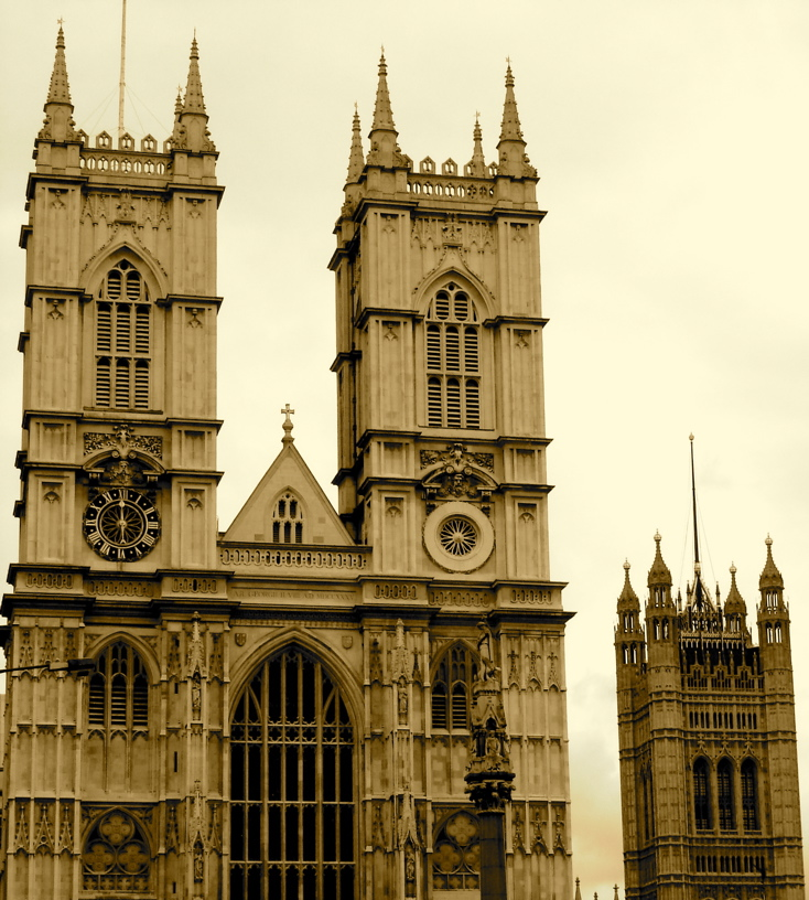 Photograph—London │ Westminster Abbey
