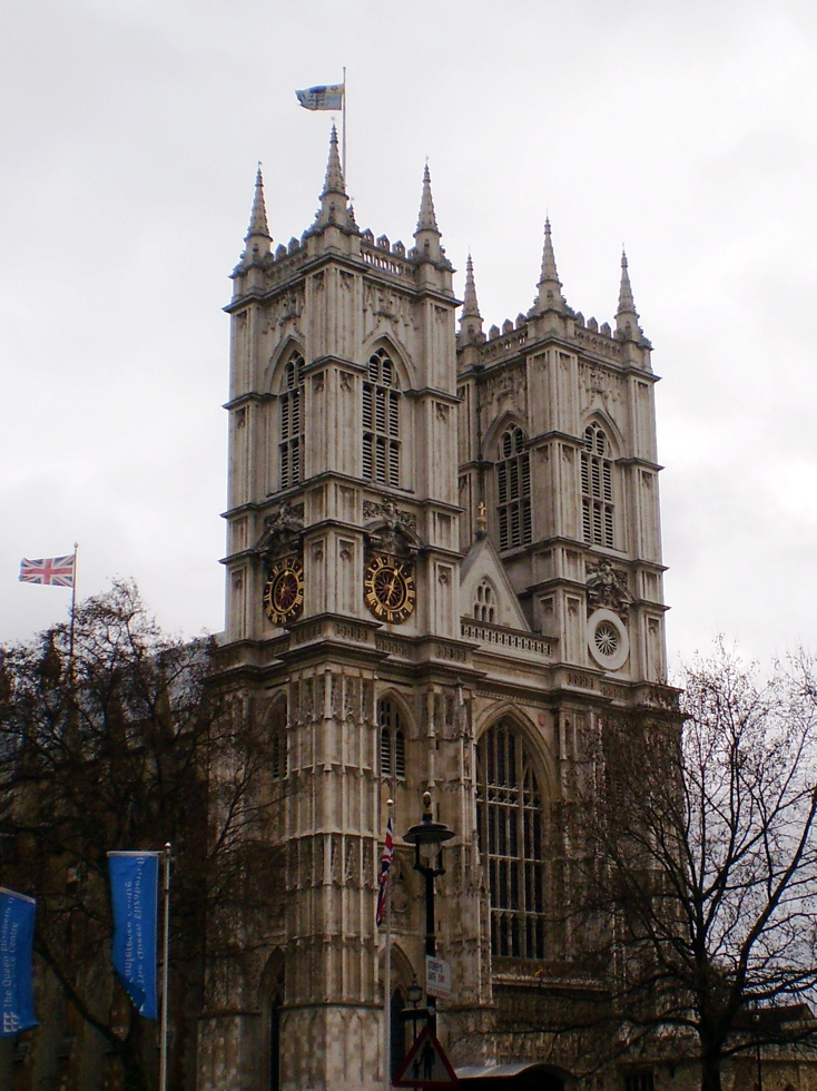 Photograph—London │ Westminster Abbey │ 05/02/2011