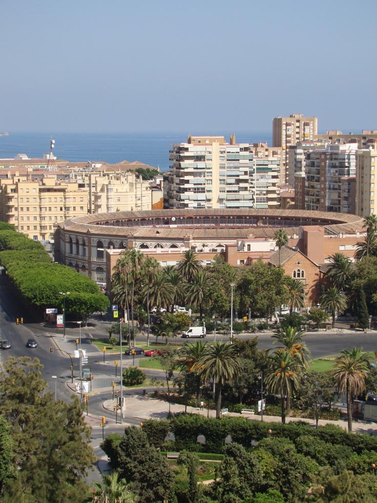 Photograph—Málaga