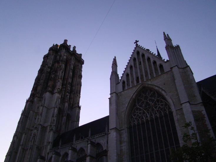 Photograph—Belgium │ Mechelen—St Rumbold's Cathedral