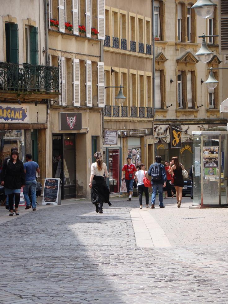 Photograph—France: Metz