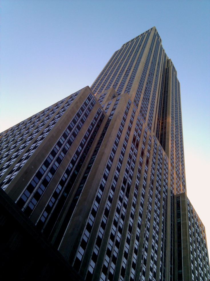 Photograph—New York—Empire State Building