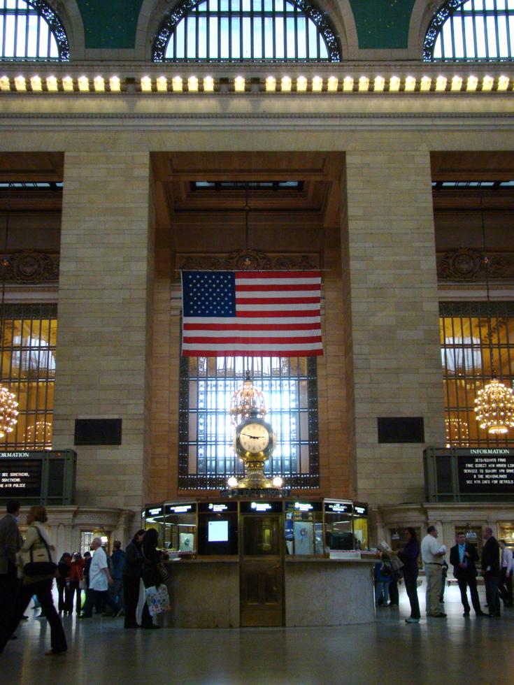 Photograph—New York—Grand Central Terminal