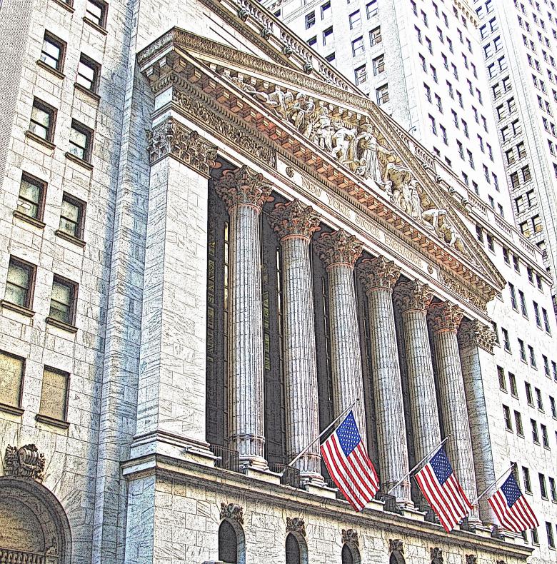 写真|ニューヨーク証券取引所