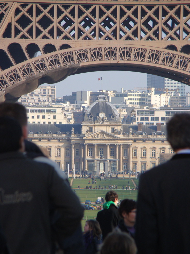 Photograph—Paris—Tour Eiffel