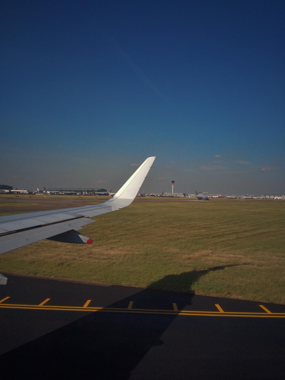 London Heathrow to Paris Charles de Gaulle