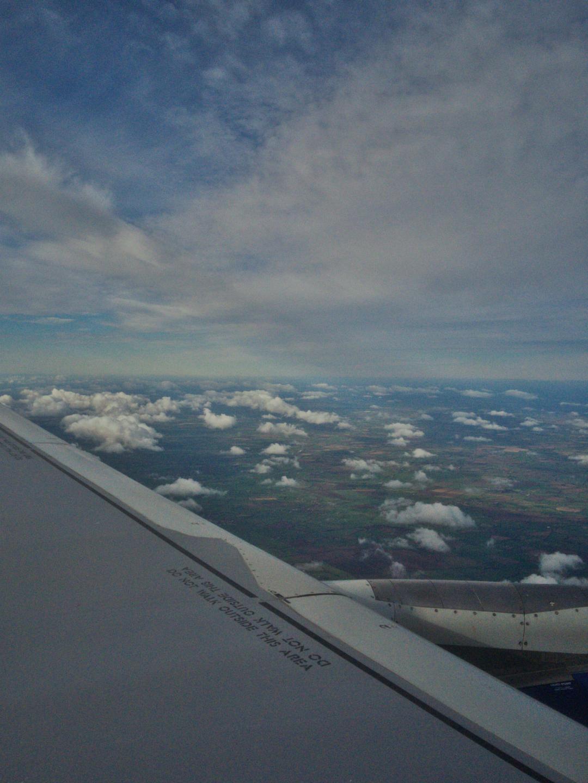 London Heathrow to Dublin
