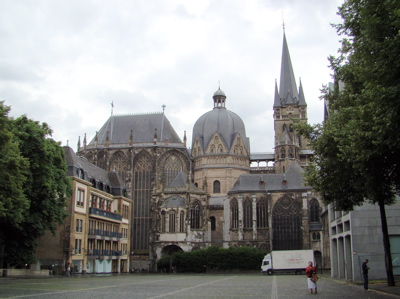 Aachener Dom—Aachen Cathdral