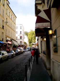 Rue Seveste, Paris