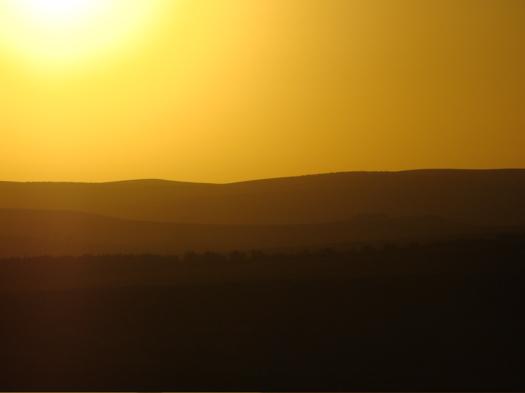 コルドバ・マラガ:高速列車での旅 沈みゆく太陽【1】