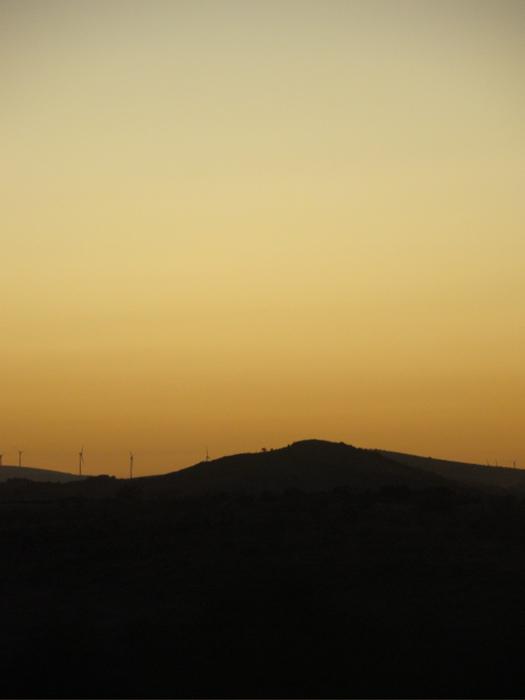 コルドバ・マラガ:高速列車での旅 沈みゆく太陽【4】