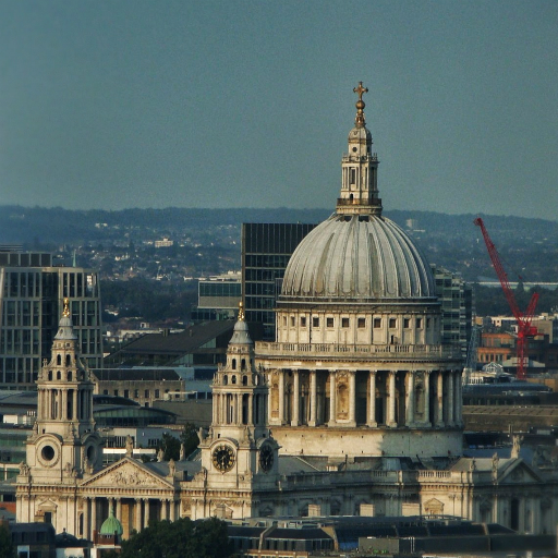Stock images — 512 × 512 — London — St Paul's Cathedral