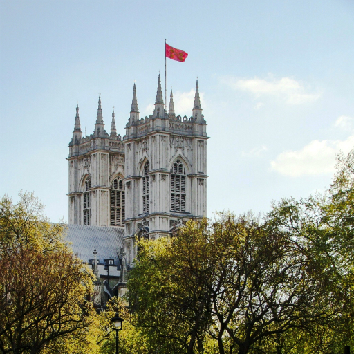 Stock images—512×512—London—Westminster Abbey