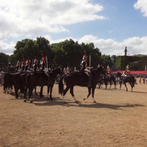 Stock images—512×512—London—Horse Guards—10 June 2017