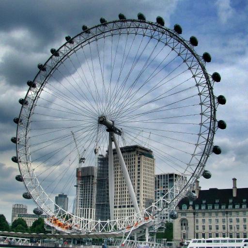 Stock images—512×512—London—London Eye—13 June 2018