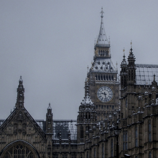 Stock images — 512 × 512 — London │ Clock Tower, Palace of Westminster
