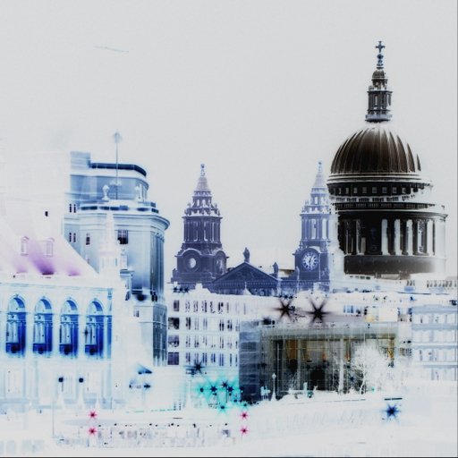 Stock images — 512 × 512 — London │ St Paul's Cathedral