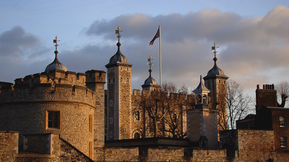 Stock images — 960×540 — London — 109 — Tower of London — 16 December 2014