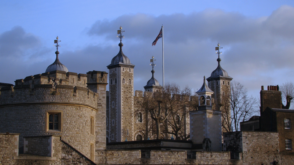 Stock images — 960×540 — London — 110 — Tower of London — 16 December 2014