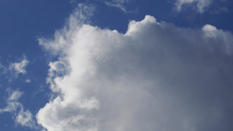 Stock images — 960×540 — Sky and clouds — 20