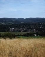 (Thumbnail) A view from Ranmore Common
